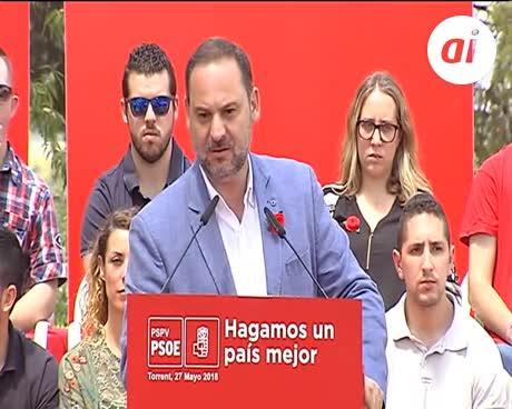 El PSOE no negociará nada de la moción y pide a Cs que no maree