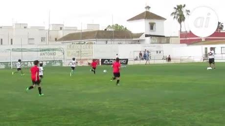 El Palmar acogió el VIII Trofeo de Cantera del Atlético Sanluqueño