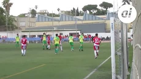 El cadete A del CD Sanlúcar derrota a un rival que era imbatible